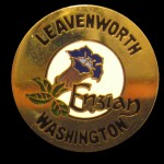 Leavenworth Washington Pin
